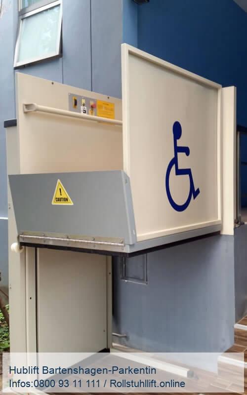Hublift Beratung Bartenshagen-Parkentin
