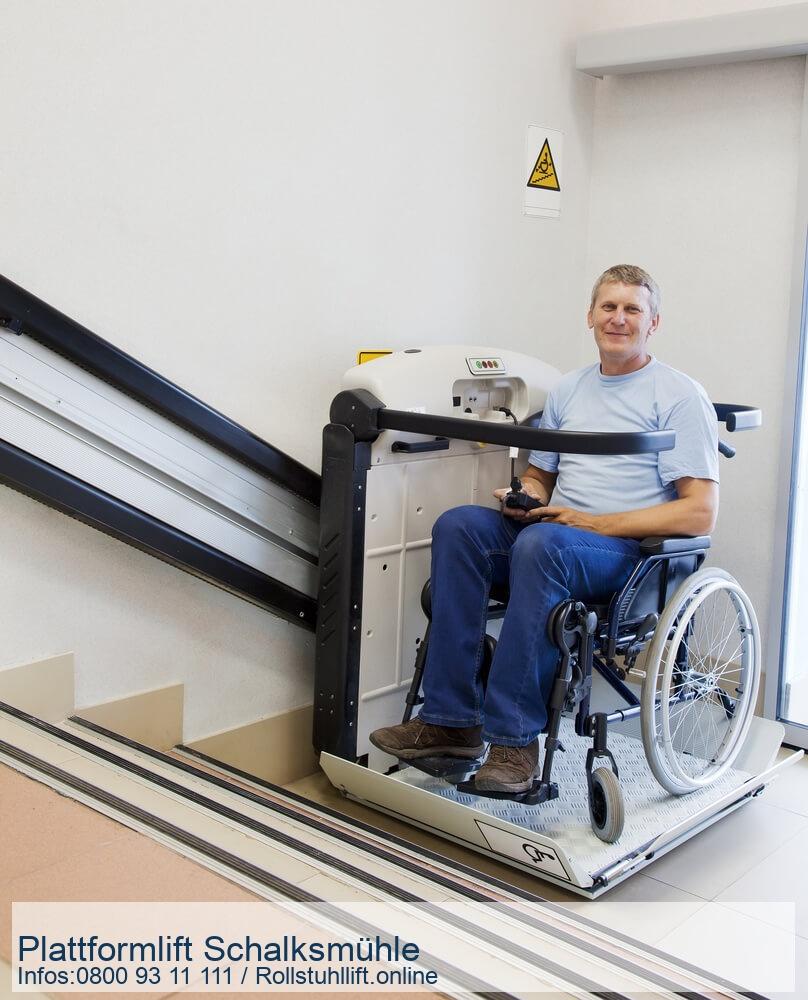 Plattformlift kaufen  Schalksmühle