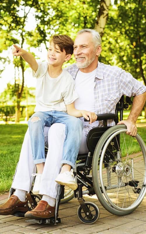 Ihr Rollstuhllift Fachmann Perlin